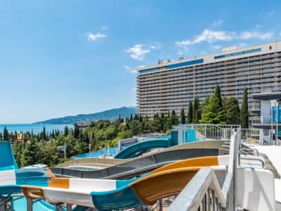 Аквапарк Yalta Green Park - 2