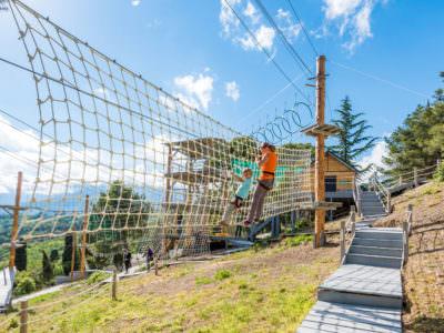 Веревочный парк отеля Ялта-Интурист Green Park (5)